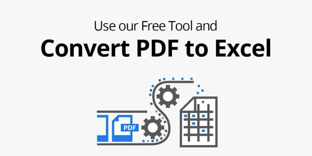 PDF to Excel - A simple automated workflow